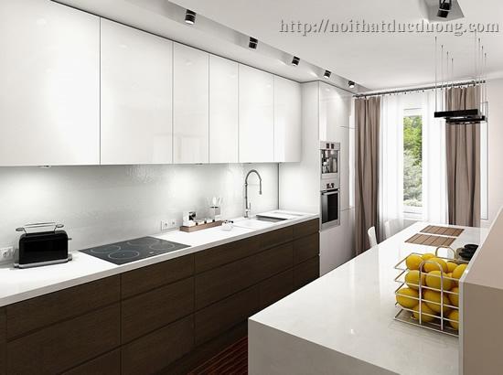 phong thủy cho tủ bếp trong ngôi nhà của bạn